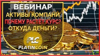 Почему индекс коина PLC движется вверх?! Обзор кабинета | Платинкоин | PlatinCoin | PLC Group AG