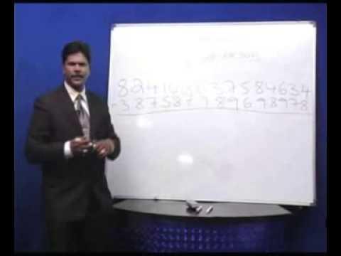 sai kiran vedic maths  Teach kids how to make