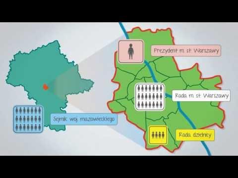 Wybory Samorządowe W Warszawie, 16.11.2014