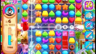 Cookie Jam Blast Level 1003 - NO BOOSTERS 🍪 | SKILLGAMING ✔️