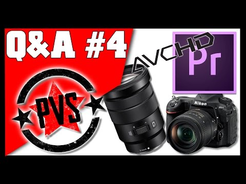 Lenses, AVCHD, Best Mirrorless + Your Stupid Comments