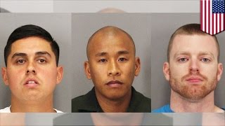 Inmate beaten to death: 3 Santa Clara County correctional officers accused of murder - TomoNews