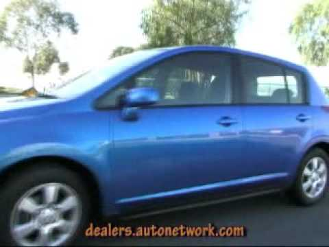2007 Nissan Versa, Car Review.