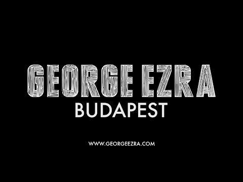 George Ezra - Budapest [audio]