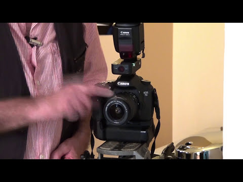 Flash technique, movement and static with long exposure