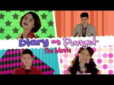 Diary Ng Panget The Movie Cast Sing Theme Song! video