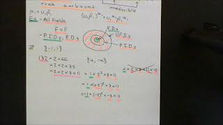 Unique Factorization Domains Part 1