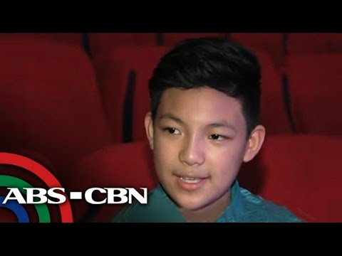 Darren will continue singing career in the Philippines