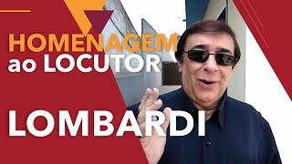 Homenagem a Lombardi, o locutor do Silvio Santos - material inédito