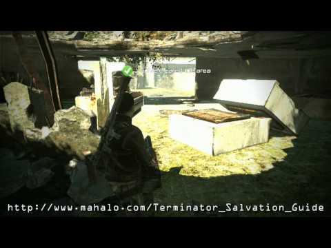 Terminator Salvation Walkthrough - Mission 2: Thank Heaven Part 2