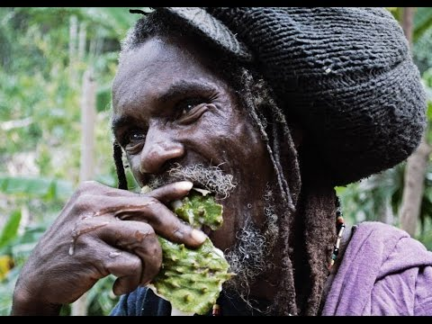 Rastafarian encounter in the Canaan Mountains, Jamaica thumbnail