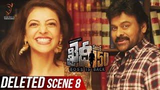 Khaidi No 150 Deleted Scene 8 || Chiranjeevi || Kajal Aggarwal || V V Vinayak || Rockstar DSP