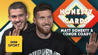 Matt Doherty reveals a naked truth about team-mate George Saville | BBC Sport