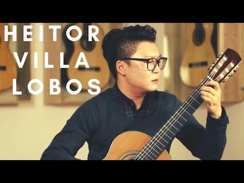 Heitor Villa Lobos - Estudio No 1