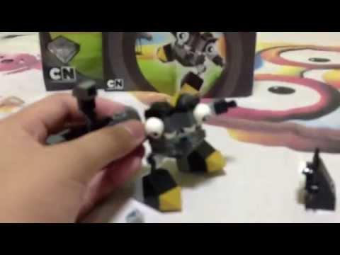 LEGO Mixels serice 1 Kraders พากย์ไทย โดย Alitimen toy( Al