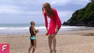 10 People You Won't Believe Actually Exist!
