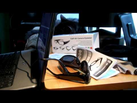 HD Sunglasses Video Camera Review