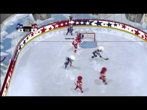 NHL 3 on 3 Arcade - Game 1
