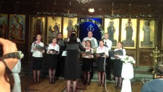 Чертог Твой. Гречанинов. Хор Анна / Anna choir. Grechaninov