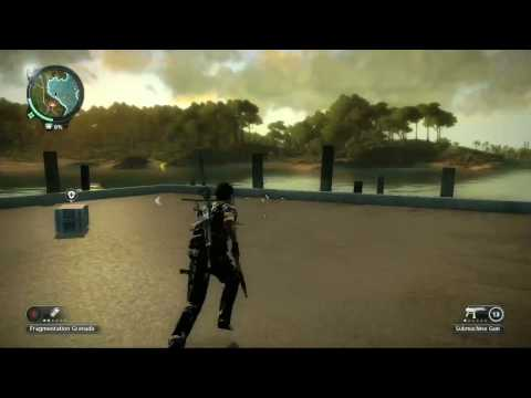 Just Cause 2: I Am Legend Easter Egg
