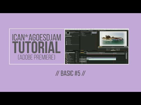 TUTORIAL: Video Editing (Basic) #5 in Bahasa Indonesia