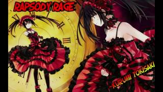 Rapsody Rage a Date a LIve soundtrack (Kurumi Tokisaki)