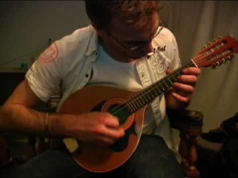 Pan's Labyrinth Lullaby on the Mandolin Music Videos