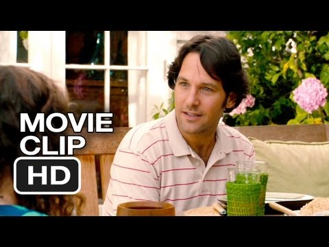 This Is 40 Movie CLIP - Spend More Time Outside (2012) - Judd Apatow Movie HD