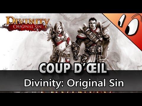 COUP D'ŒIL - Divinity: Original Sin [Test FR]