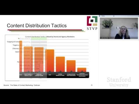 Stanford Webinar - Creating Demand with Content Marketing