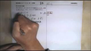 【てらtube】数Ⅰ 2次関数 14.2次方程式の重解