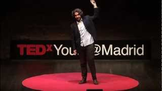 Videogames deserve respect: Jose Altozano at TEDxYouth@Madrid
