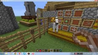как приручить лошадь в minecraft  1.6.4 1.6.2 1.6.1