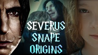 Severus Snape Origins Explained (Childhood to Death)
