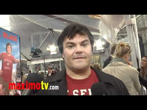 Jack Black Interview at