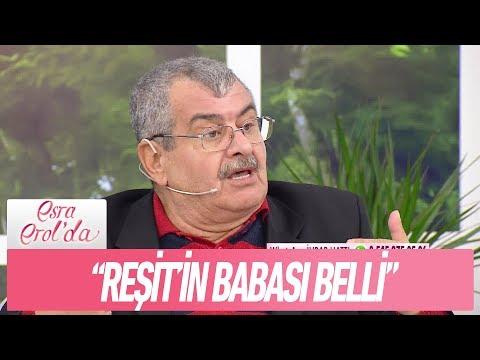Aslan Bey: Reşit'in babası belli! - Esra Erol'da 13 Kasım 2017
