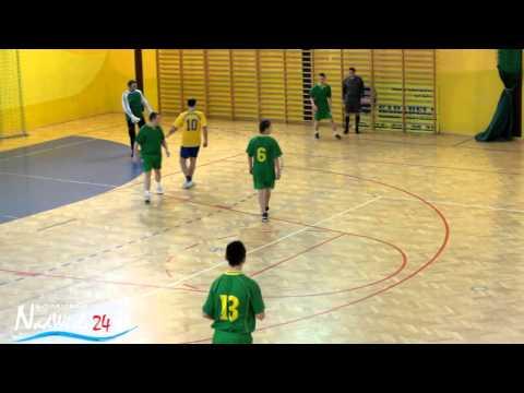 Halowy Turniej Piłki Nożnej Seniorów - Hala Widowiskowo-Sportowa MOSiR W Sandomierzu