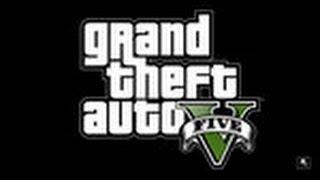 Играем в GTA 5 (часть 1-ая) (Xbox 360)
