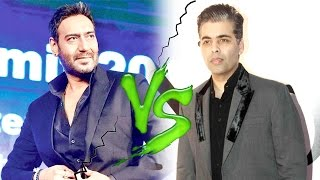 Here's Proof That Ajay Devgn Is Insecure About Shivaay's Clash With ADHM