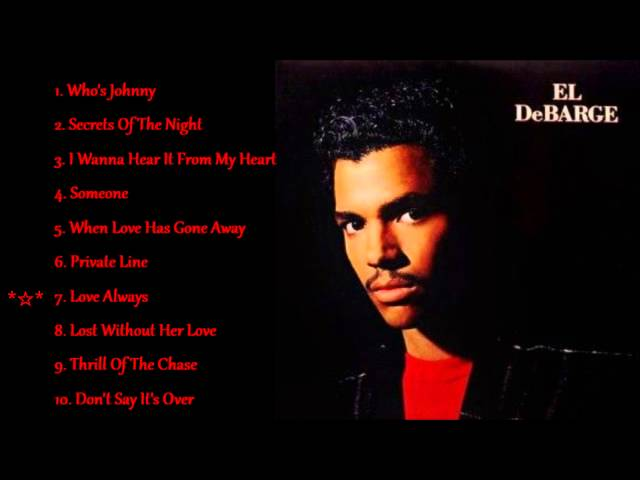 El DeBarge в Love Always