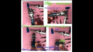 Speed sensor stuck and frozen removal - DIY (3 of 3) fixed!!!!!!!!!