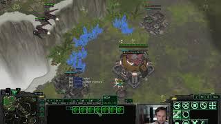 """Blatant Maphack LOL"" - Masters TvT - Starcraft 2 LotV"