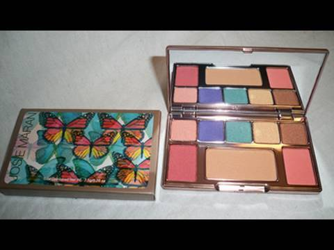 Josie Maran Cosmetics Review Video