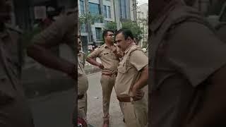 Police atank