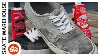 Shoe Goo | How to Apply and Repair Skate Shoes