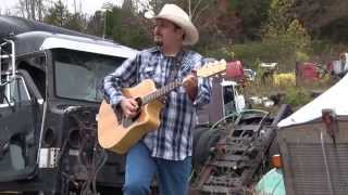 Tony Justice - Eighteen Wheels and Jesus