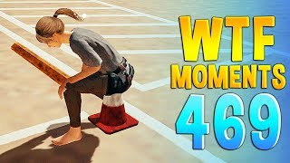 PUBG Daily Funny WTF Moments Highlights Ep 469
