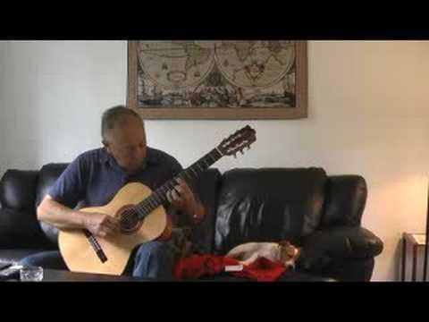 Canco Del Lladre by Miguel Llobet (Practice)