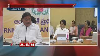 Minister Kalava Srinivasulu Press Meet after AP Cabinet Meet | Key Decisions taken