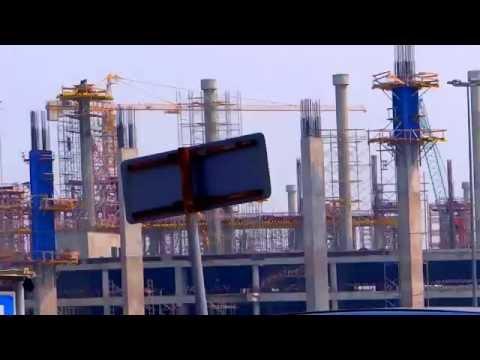Стадион в Нижнем Новгороде растёт!